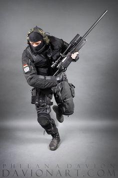 Sniper STOCK XX by PhelanDavion on DeviantArt