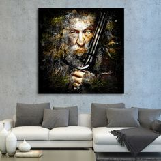 Tableau déco Gandalf - Le seigneurs des anneaux