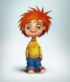 50 Funny and Beautiful 3D Cartoon Character Designs for your inspiration. Follow us www.pinterest.com/webneel