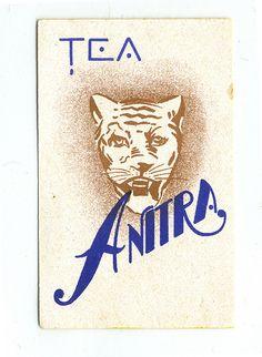 Vintage Japanese matchbox label, c1920s-1930s