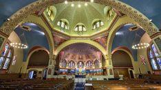 St Anne's Anglican Church - St Anne's Anglican Church in Toronto, Ontario Anglican Church, St Anne, Ontario, Toronto, Saints, Architecture, Travel, Santos, Arquitetura