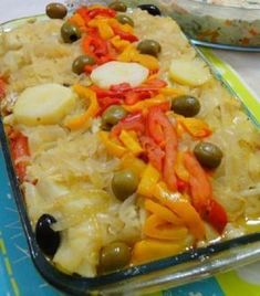Cod Fish Recipes, Seafood Pasta Recipes, Bacalhau Recipes, Portuguese Recipes, Portuguese Food, Christmas Cooking, Fish Dishes, Food Inspiration, Good Food