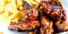Crispy BBQ Chicken Wings Recipe
