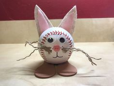 Baseball Pictures, Baseball Stuff, Baseball Mom, Happy Everything, Easter Stuff, Easter Crafts, Easter Bunny, Crafting, Diy Crafts