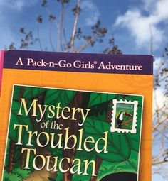 Mystery of the Troubled Toucan