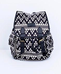 Szputnyik Medium Backsack - Geometric - accesssories / Bags