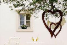 Hearts!  by Michela & Michela www.italianweddingcompany.com