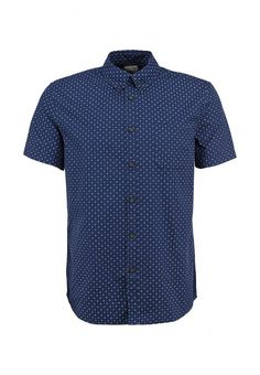 Рубашка Tom Farr мужская. Цвет: синий. Сезон: Весна-лето 2014. С бесплатной доставкой и примеркой на Lamoda. http://j.mp/1nTtBaS