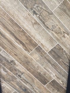 Salvage brown wood plank tile 3.79 6x40 floor decor