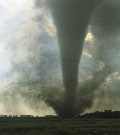Une tornade de force 3 sur l'échelle de Fujita