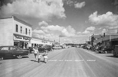 Cook, MN in the 1950s