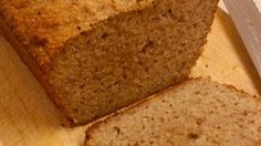 Photo of Almond Flour Banana Bread by Janice