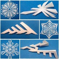 fiesta frozen_copos de nieve en papel_00                                                                                                                                                                                 Más
