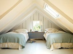 shared bedrooms coastal living 04 Shared bedrooms   decorating ideas for boys and girls