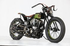 """sportsterarmy: """"(via Freestyle-2nd-place-LC-Fabrications-USA-630x419.jpg 630×419 pixels) """" Harley Hill climber"""