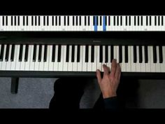 Cool blues lick - worth a try Blues Lick with Triplets and 4ths - Advanced Piano Lesson!!! - YouTube