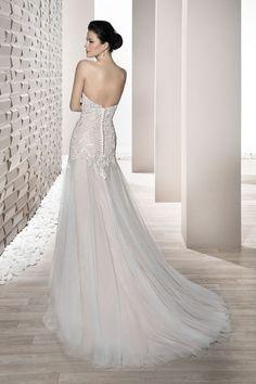 Demetrios Bridal 2017 Wedding Dress 668