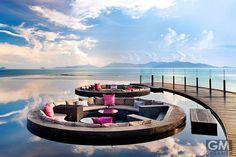 タイはサムイ島のリゾートホテル「W Retreat Koh Samui」がアツイ | GIGAMEN ギガメン