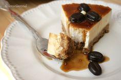 Cheesecake al Baileys e caffè