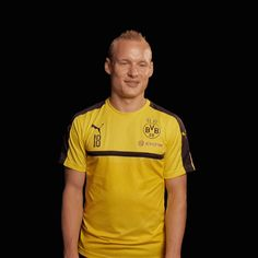New party member! Tags: tired bvb borussia dortmund dortmund exhausted rode sebastian rode muede erschoepft