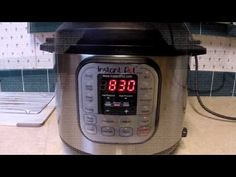 Instant Pot Plain Cooking. Yogurt! - YouTube