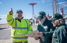 Emergency responders enlist locals for search and rescue scavenger hunt • Brooklyn Daily