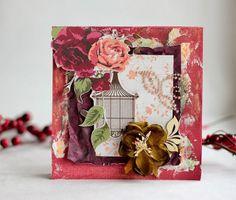 eleele-handmade: Christmas Cards - Swirlydoos GDT