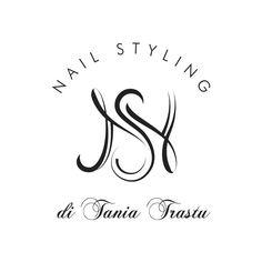 Nail Styling di Tania Trastu Studio logo e immagine coordinata --- Designer: Stefano Sodini [Tipografia Digital Color]
