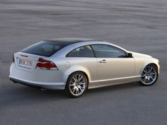 A concept S60 coupe (or would that be a C60)?