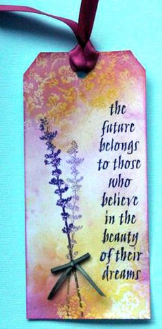 Tag by Robyn Wood using Darkroom Door Art De Fleur Vol 1 Rubber Stamps and Damask Texture Stamp. http://www.darkroomdoor.com/rubber-stamp-sets/rubber-stamp-set-art-de-fleur-vol-1