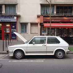 Vw Golf GTI Pirelli - Paris 16