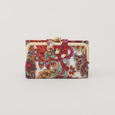 paisley and vintage inspired // the alice wallet