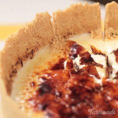 Cheesecake Brûlée recipe