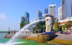 NHỮNG ĐIỀU BẠN CHƯA BIẾT VỀ TƯỢNG SƯ TỬ BIỂN Ở SINGAPORE