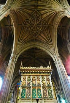 Yorkshire England, West Yorkshire, Wakefield Cathedral, Vaulting, Trip Advisor, Tower, Architecture, Building, Travel