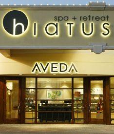 Hiatus Spa & Retreat- Dallas (www.hiatusspa.com): Gift Certificates!