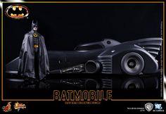 Batman: 1/6th scale Batmobile Collectible Vehicle