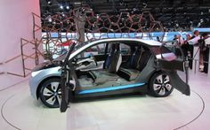 BMW i3 Concept - First Look - Automobile Magazine