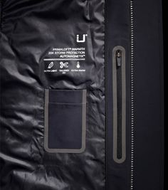 Regulator™ Coat II - UBER
