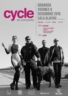 Concierto de Cycle en Granada