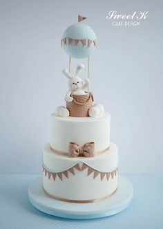 Image result for hot air balloon cakes