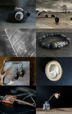 Black chalk by Lottie on Etsy--Pinned with TreasuryPin.com