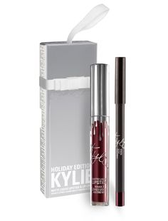 Kylie Cosmetics Holiday 2016 Lip Kit /vixen