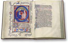 Les Très Belles Heures de Notre-Dame - Faksimile Verlag, München