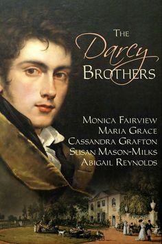 ✅Monica Fairview, Author: Coming Soon ... The Darcy Brothers. Waiting for this one...