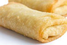 Fromage frit dans sa pâte Won ton...une bouchée irrésistible
