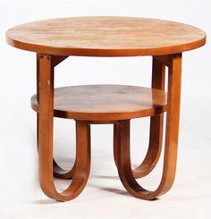 Giuseppe Pagano Pogatschnig; Table by Maggioni for Bocconi University, 1940s.