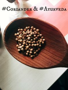 Coriander is a delicious spice and used often in traditional Ayurvedic cooking! - Kottakkal Ayurveda