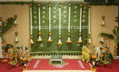 New product alert ! Decorate your backdrops/ walls/ corridors with re-usable eco-friendly palmleaf decor elements from palmica_india Desi Wedding Decor, Wedding Stage Decorations, Backdrop Decorations, Flower Decorations, Backdrops, Wedding Mandap, Engagement Decorations, Diwali Decorations, Wedding Ceremony