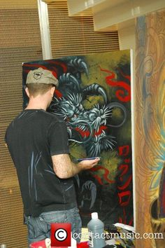 Chris Garver Un Artiste Complet Chris Garver, Miami Ink, Tatting, Cool Stuff, Tv, Tatoo, Tatuajes, Artist, Dibujo